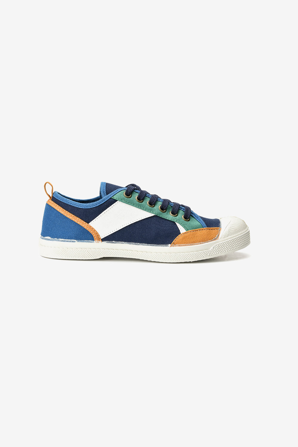 [Woman Denver Limited Colorblock] Navy BS9FSO115NV