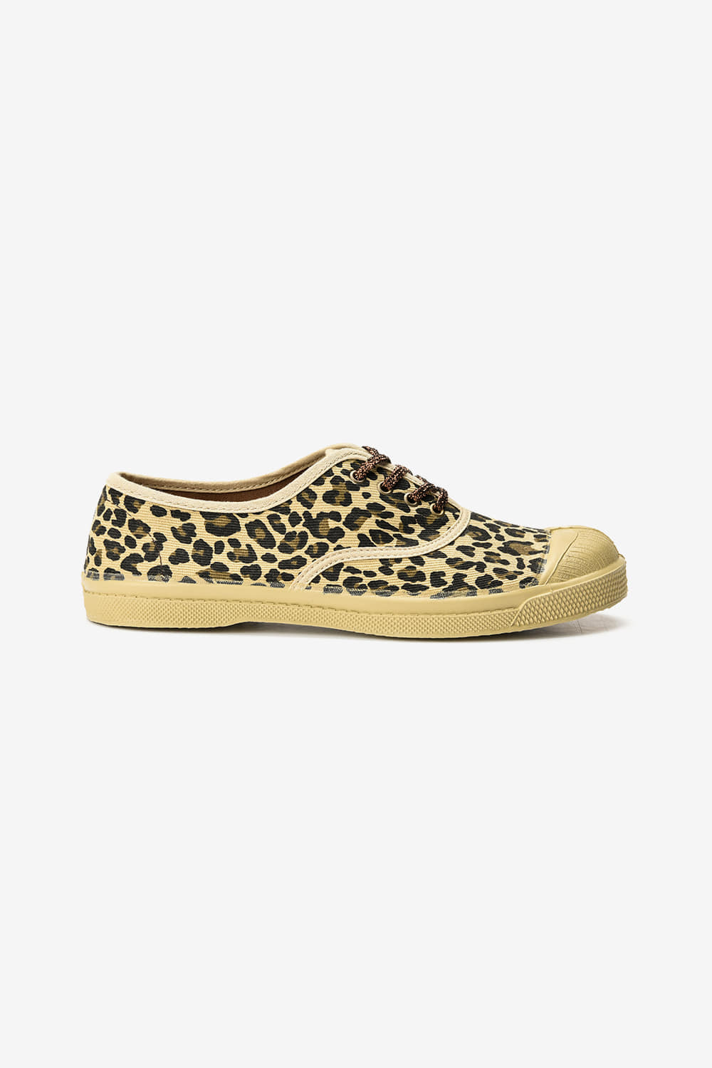 [Woman Lacet Limited Panther] Sand BS9FSO116YL
