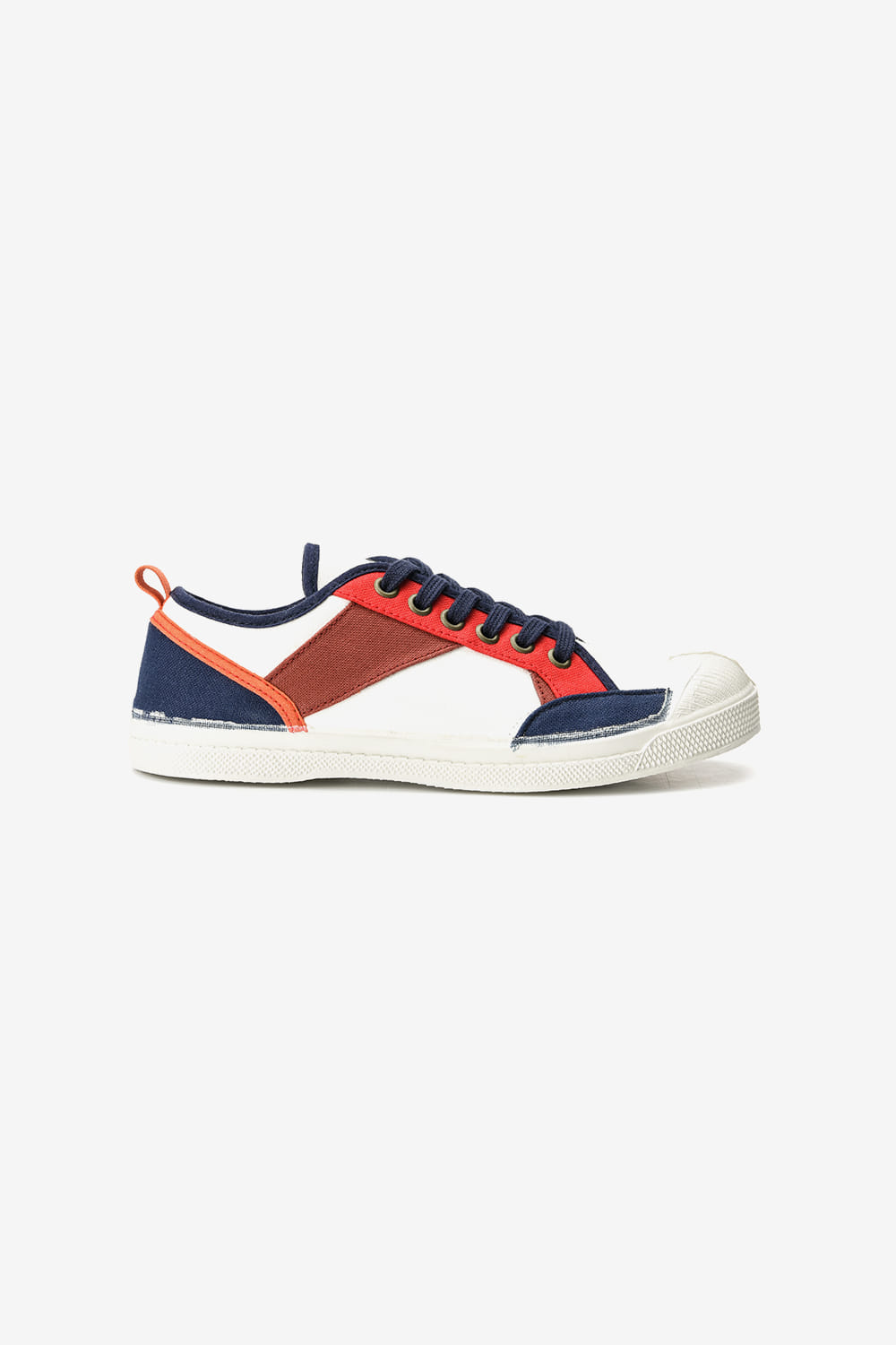 [Woman Denver Limited Colorblock] Off white BS9FSO115WH