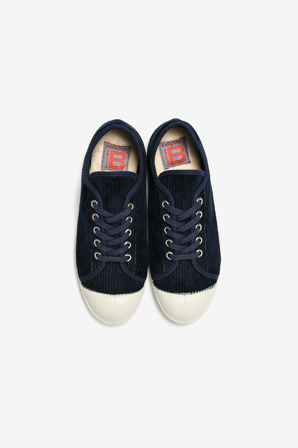 [Woman Romy Limited Corduroy] Navy BS9FSO118NV